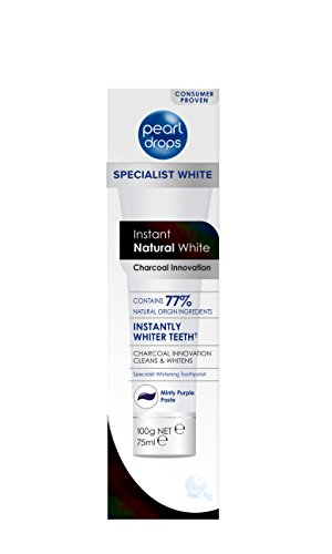 Pearl Drops Instant Natural White Toothpaste
