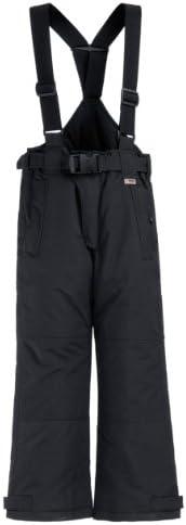 Maier sports - Pantaloni da da da bambino Mtex Reg Manon, Nero (nero), 128B0083GVO1CParent | Cheap  | A Buon Mercato  | una grande varietà  | Design lussureggiante  0a71e3