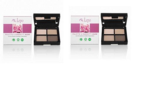 lepo-2-confezioni-di-palette-4-ombretti-nude-pe-creare-un-gioco-di-luci-e-ombre