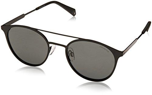 Polaroid Eyewear PLD 2052/S Montures de Lunettes, Noir (Black), 51 Mixte Adulte
