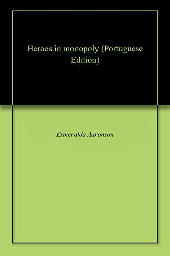 Heroes in monopoly Portuguese Edition
