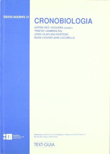 Cronobiologia por Antoni Díez i Noguera