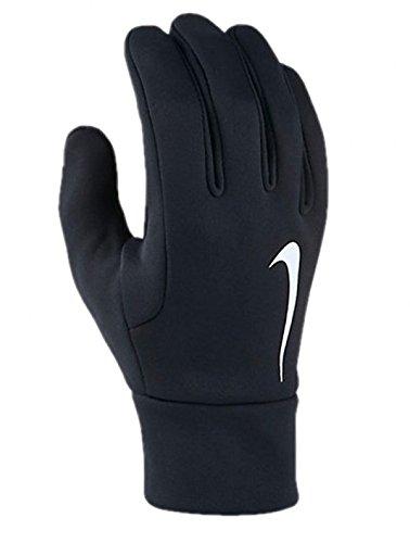 Nike Kinder Youth Hyperwarm Field Player Gloves Handschuhe, Black/White, M