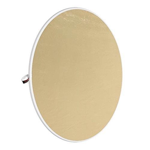 Photoflex Lighting (Photoflex LiteDisc Reflector Circular Sunlite/White 132cm/52'' [PHODL-1852SL])