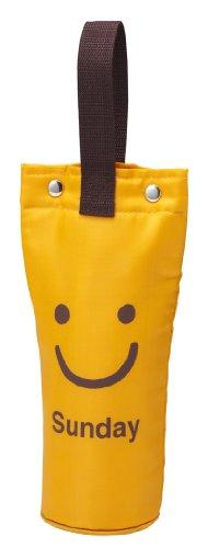 Tasse Torune couvercle 350ml de bouteille pour le type de bouton Smile (OU) P-2853 (Japon importation)