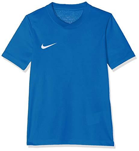 Nike Kinder Park Vi Trikot,725984-463,Blau (Royal Blue/White),S - Nike Blaues T-shirt