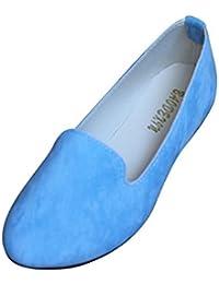 Amazon.it  Blu - Mary Jane basse   Scarpe da donna  Scarpe e borse 088ec2384b7