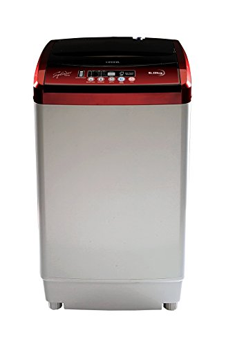 Onida WO60TSPLNEMO Fully-automatic Top-loading Washing Machine (6 Kg, Top - Lava Red)