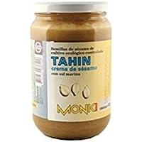 Monki - Tahin tostado con sal bio Monki, 650 g