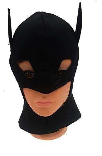 Kleine Monelli Batman Kinder-Maske mit Kapuze -