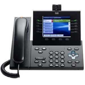 Cisco CP-89/9900-HS-CL= Handset für Unified IP Phone 8961 Slimline/9951 Slimline/9971 Slimline