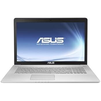 """Asus N750JK-T4106H PC portable 17.3"""" Noir (Intel Core i7, 16 Go de RAM, Disque dur 1 To, NVIDIA Geforce GTX850, Windows 8)"""