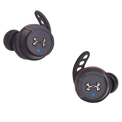 JBL Under Armour Flash - Auriculares in-Ear, Color Negro