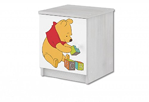 hogartrend Tables de Nuit Collection Disney Winnie DE Pooh