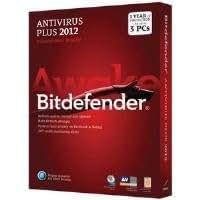 BitDefender Anti Virus 2012, 3 User, 1 Year License (PC)
