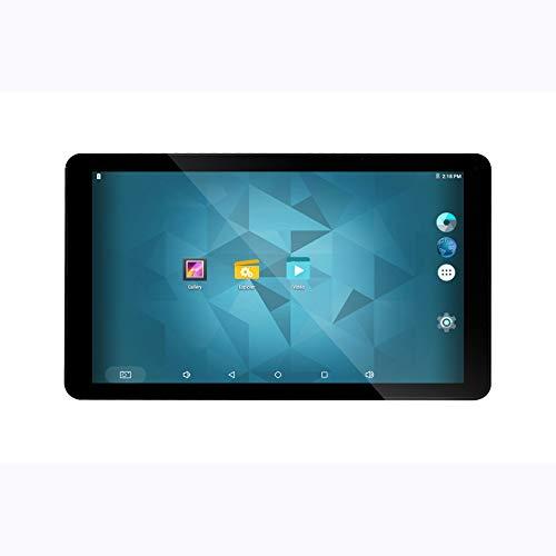 It UK 10.1 Quad Core, Google Android Lollipop Tablet PC (16GB HDD, 1GB RAM, HDMI, WIFI, Bluetooth, OTG, Octa Core GPU) - Black