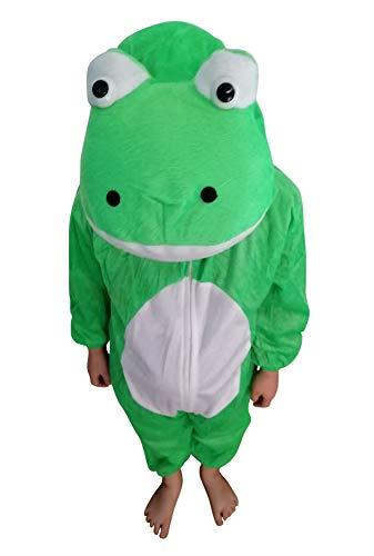 Seruna Frosch Kostüm-e Baby An84 Gr. 92-98, Babies u. Klein-Kinder Frösche-Kostüm Tier-Verkleidung Fasching-s Karneval-s Halloween-Kostüme Geschenk-Idee