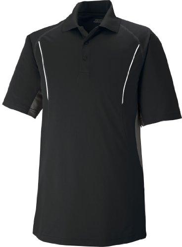 Extreme Herren Haken Schutz Polo Shirt. 85110 BLACK 703