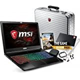 "MSI Gaming Notebook GS63VR 7RF-458 Stealth Pro, 15,6"", Full HD, NVIDIA GeForce GTX 1060, Intel® Core™ i7-7700HQ Prozessor (2,80 GHz), 16GB RAM"