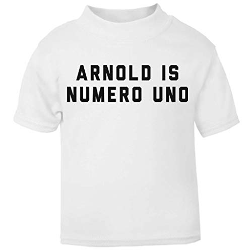 Arnold Schwarzenegger Arnold is Numero UNO Baby and -