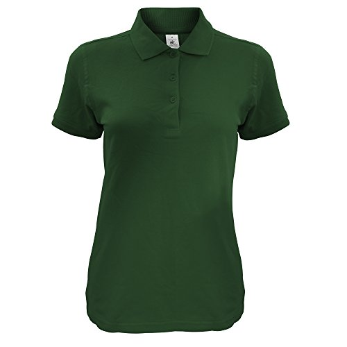B and C Safran Timeless - Polo - Donna Bianco