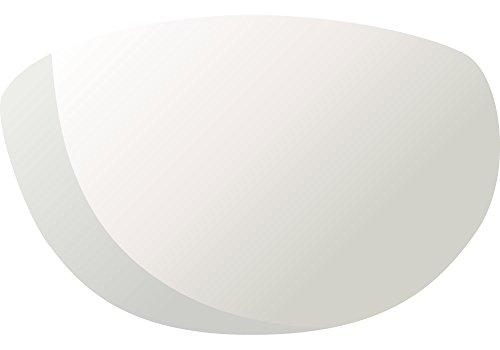 ADIDAS Ersatzglas LST clear antifog Paarweise, schützt vor Wind und Insekten, Nachteinsatz, klar, beschlagfrei, für Evil Eye Halfrim L