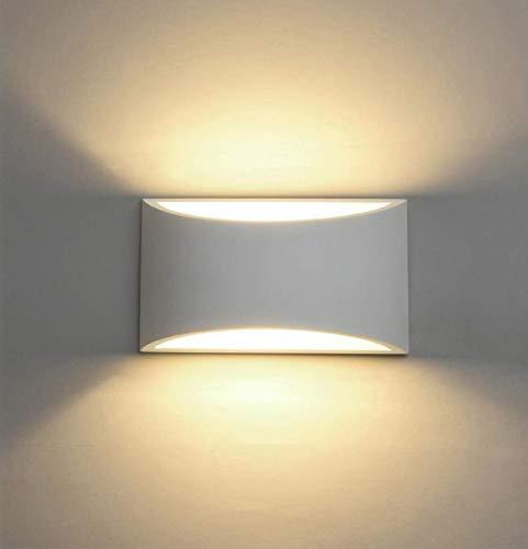 Intonaco Da Interna Luce Giù 7w Lamp Parete L Night Illuminazione G9 Led Applique Cap Su Per A Con Tipo Soggiorno Decorativa nN0PX8wOkZ