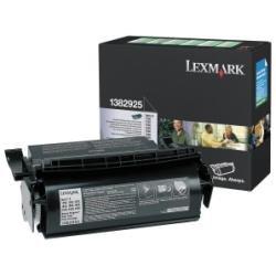 Lexmark 1382925 Optra S Tonerkartusche, 17.600 Seiten Rückgabe, schwarz