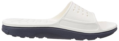 Hummel - Hummel Sport Sandal, Infradito, unisex bianco (Weiß (White 9001))