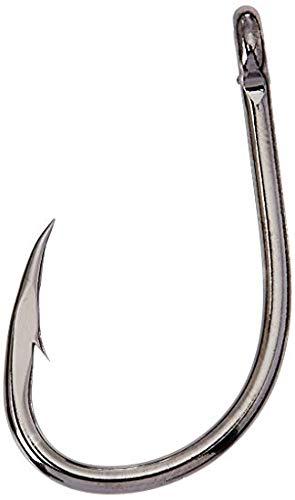 Gamakatsu 25 Stück Live Bait Hook, Unisex-Erwachsene, 18417-25, NS Schwarz, Size 7/0 -