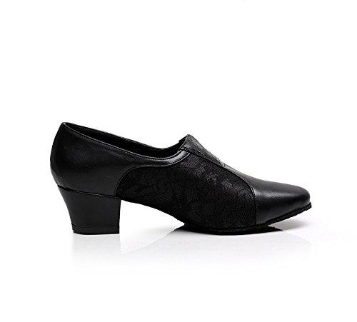 Minitoo , Salle de bal femme Black-4cm Heel