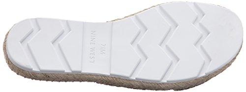 Nine West Demetria Robe en cuir Sandale Navy
