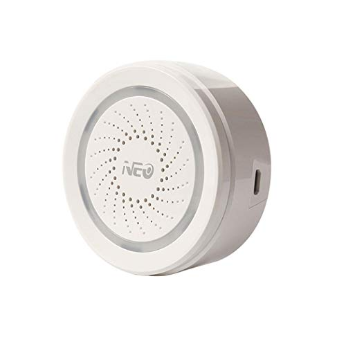 amiubo WiFi USB Sirene Alarm Sensor USB Wireless Home Automation Alarm Sensor Sirenen - Automation Wireless-sensoren