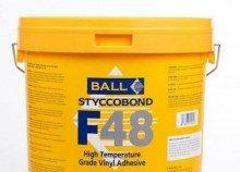 F Ball F48High Temperatur Grade Vinyl selbstklebend 5L