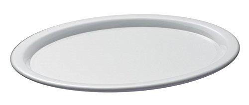 Serviertablett 'KAFFEEHAUS' aus Melamin, stapelbar und spülmaschinengeeignet, in weiß oder schwarz...