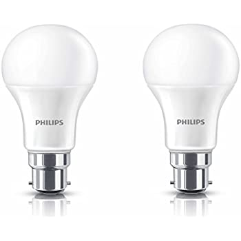 Buy Philips Stellar Bright B22 14 Watt Led Bulb Cool Day Light And Pack Of 2 Online At Low
