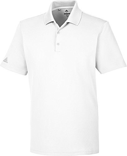 Mens Performance Golf Shirt (adidas Men, S Performance Polo Golf, Herren XXL weiß)