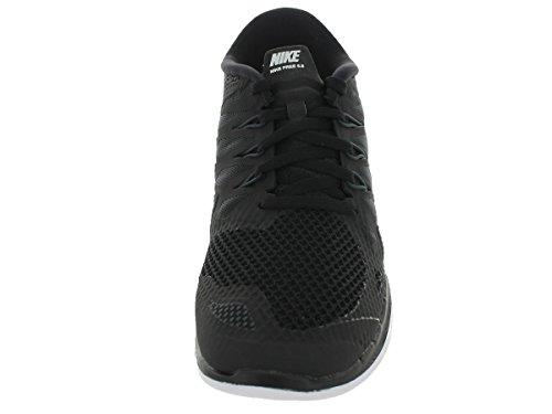 Nike Free 5.0 (Gs) Sneakers, Bambini E Ragazzi Nero