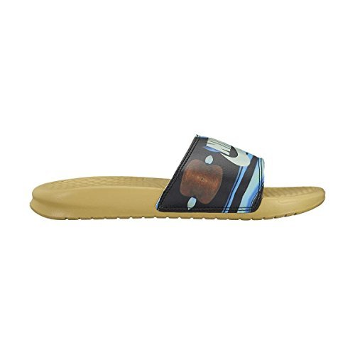 Chancla Nike Benassi JDI Beige 618919 700