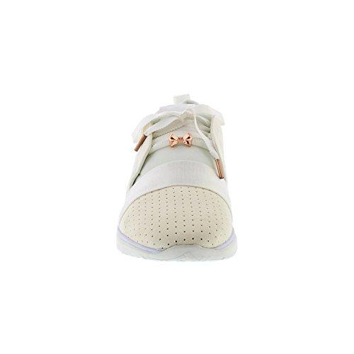 Ted Baker Damen Cepas Sneaker White