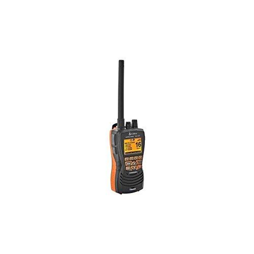 Cobra HH600 Handheld Waterproof Floating GPS Bluetooth VHF Radio Vhf Handheld Dsc