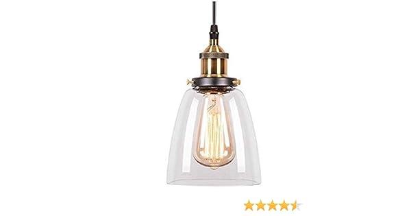 Plafoniere Vintage Prezzi : Glighone lampada a sospensione industriale vintage edison da