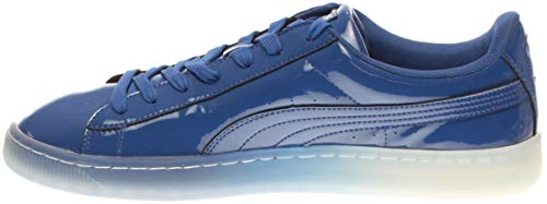 PUMA Men s Basket Patent Ice Fade Limoges Oxford