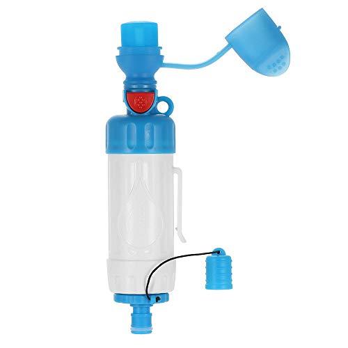 Generic AB-Wasserfilter für Camping, Wandern, ABS, tragbar, ABS-Kunststoff, Tische Wasserreiniger, Druckreiniger