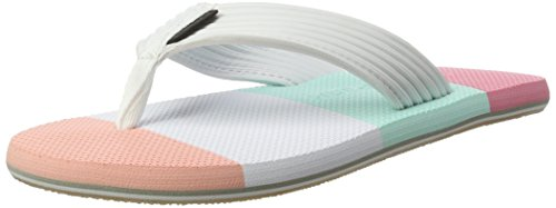 Ice Peak Weedy, Chaussons Mules Femme Rouge (Light Pink)