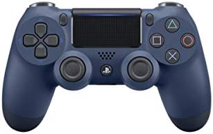 Sony DualShock 4 Gamepad PlayStation 4 Azul - Volante/mando (Gamepad, PlayStation 4, Analógico/Digital, D-pad, Hogar,...