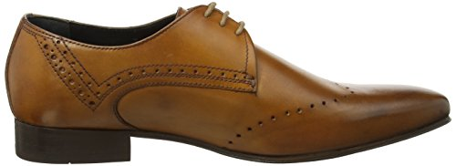 Hudson London erato, Francesine Uomo Marrone (Tan)