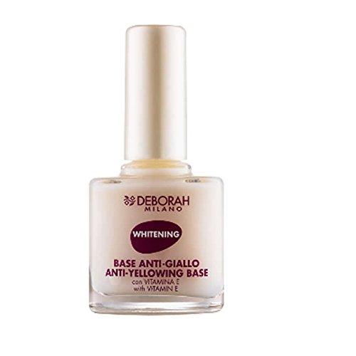 whitening base anti-yellow nail