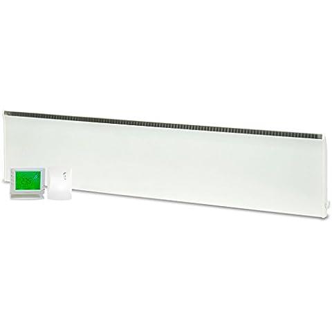 Adax Norel termostático eléctrico Panel calefactor con temporizador inalámbrico PR-1& habitación Stat, 2000W