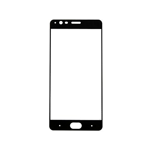 Generic 2.5D Full Cover Tempered Glass Screen Protectve Film for Oneplus 3 / Three Phone Black